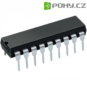 PMIC ovladač displeje Texas Instruments LM3915N, DIL 18, 6,1 mA