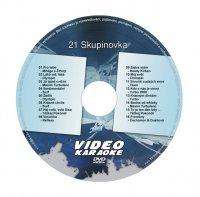 Karaoke DVD SKUPINOVKA