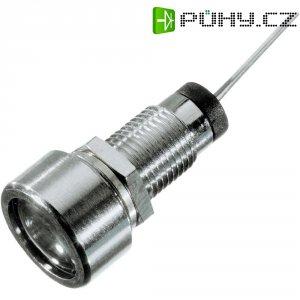 LED signálka WU-I-UHB-W5-L, bílá