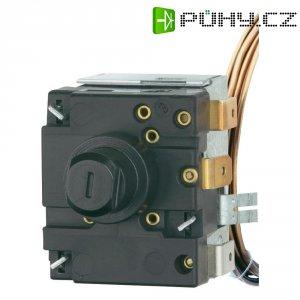 Vestavný bezpečnostní termostat Jumo 602031/81, 70 až 130 °C, 230 V/AC