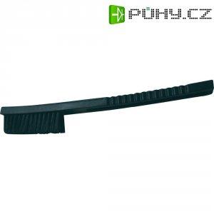 ESD kartáč BJZ C-204 6407, 70 mm x 15 mm, černý