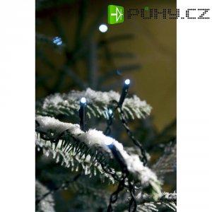 Venkovní vánoční řetěz Konstsmide, 40 LED, bílá