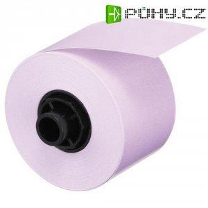 Casio Labemo páska, XA-18PK1, 18 mm, růžová/černá