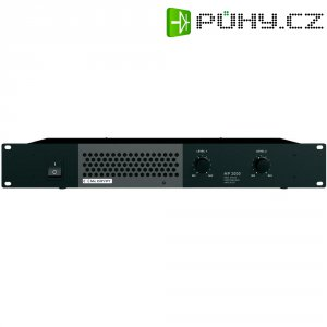 Koncový stupeň Mc Crypt MP-2000, 2x 160/320 W