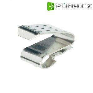 Jednotlivý kontakt pro baterii AAA Keystone 204, 6,35 x 9,09 mm