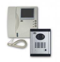 DV2003A Dveřní videosystém (černobílý)