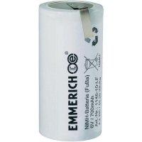 Speciální NiMH akupack Emmerich 6 V, ZLF
