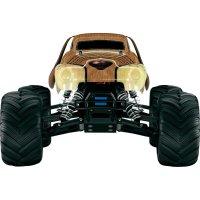 RC model EP Monstertruck Traxxas Monster Mutt, 1:10, 2WD, RtR 27 MHz AM