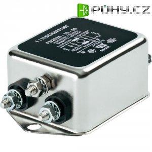 Odrušovací filtr Schaffner FN 2020-1-06, 250 V/AC, 1 A