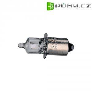 Miniaturní halogenová žárovka Barthelme, P13.5s, 5,5 V, 5,5 W, 1 A, čirá
