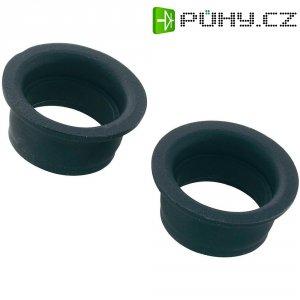 Silikonové těsnící kroužky pro motory Reely, černá (GS-E21BL)