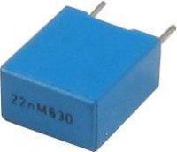 22n/1000V TC356, svitkový kondenzátor, RM=10mm