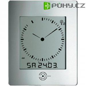 Digitální DCF hodiny s analogovým zobrazením, 60-4507, 240 x 285 x 39 mm,