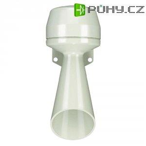Mini siréna Freidland, 403342, 12 V/AC, 92 dBA, světle šedá