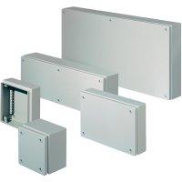 Instalační skříňka Rittal KL 1502.510 200 x 200 x 120 ocelový plech světle šedá 1 ks