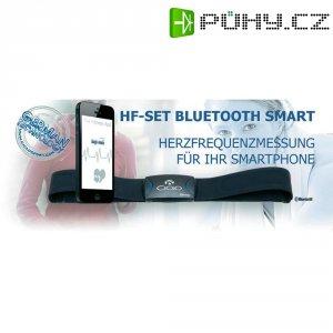 Hrudní pás s měřením pulzu CicloSport, s Bluetooth Smart