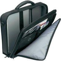 """Brašna na notebook Elecom Zeroshock Basic Design, 43 cm (17\""""), černá"""