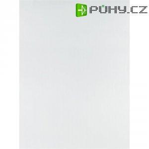 Samolepící polyesterová fólie, 297 x 210 mm, bílá