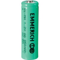 Akumulátor Emmerich, NiMH, AA,850 mAh