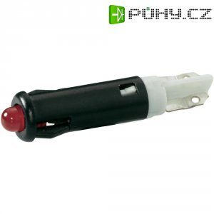LED signálka Signal Construct SKRD05202, 12 V/DC, zelená