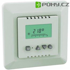 Programovatelný termostat Ehmann s externím detektorem 6060c0600, 10 - 50 °C, bílá