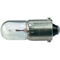 Autožárovka do parkovacích světel Osram, 3893-02E, 12 V, T4W, BA9s, čirá, 2 ks