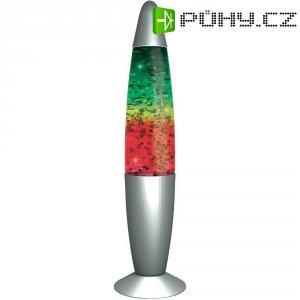 Lávová lampa Glitter, 71.751, 340 mm, barevná