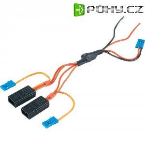 Napájecí kabel Modelcraft, 4 serva, 2 kanály, JR