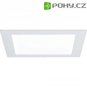 Vestavné LED osvětlení Paulmann Premium Line, 8 W, bílá/hliník