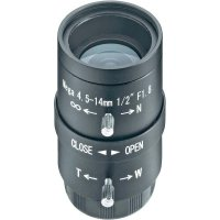 Objektiv Sygonix, 43191R, 4,5 - 14 mm