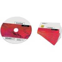 Docházkový systém ReinerSCT timeCard, 2749600-095, 25 karet