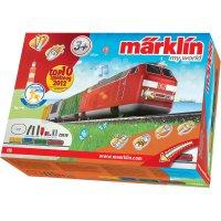 Startovací sada H0 Märklin World 29210, nákladní vlak s dieselem, magnetické spřáhlo