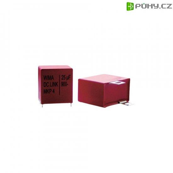 Foliový kondenzátor MKP Wima DCP4I057508AD4KSSD, 75 µF, 600 V, 10 %, 57 x 35 x 50 mm - Kliknutím na obrázek zavřete