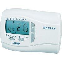 Bezdrátový digitální termostatEberle Instat Plus 868 5 až 32 °C, bílá