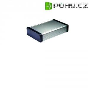 Profilové pouzdro hliník Hammond Electronics 1455N1602BK 160 x 103 x 53 černá 1 ks