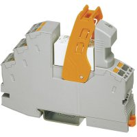 Relé modul RIF-1-RPT Phoenix Contact RIF-1-RPT-LV-120AC/1X21, 120 V/AC, 11 A, 1 přepínací kontakt