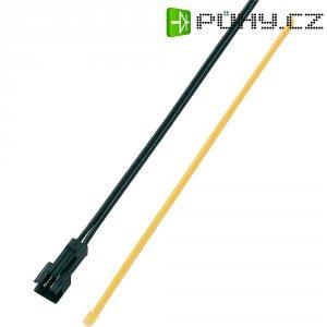 Světelný kabel Modelcraft Ø 2,2, 300 mm, oranžová