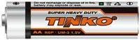 Baterie TINKO AA(R6) Zn-Cl, MJ=1ks