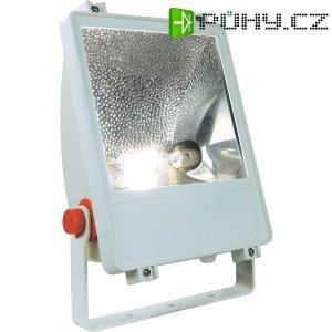 Venkovní reflektor z litého hliníku SLV SXL 150, Rx7s, 150 W, IP65, bílá