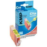 Toner inject KMP C56 = CANON CLI-8Y žlutá