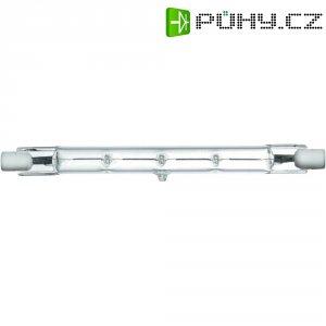 Lineární halogenová trubice Sygonix, R7s, 240 W, 118 mm, stmívatelná, teplá bílá