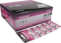 Baterie TINKO LR66(AG4,377X,SR626SW,LR626) alkalická, balení 200ks