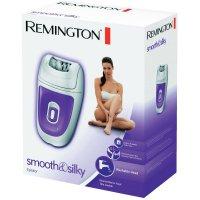 Epilátor Remington EP7010 smooth & silky, bílá, fialová