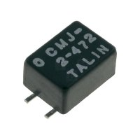 SMD tlumivka Talema CMJ-4101, 100 µH, 0,5 A