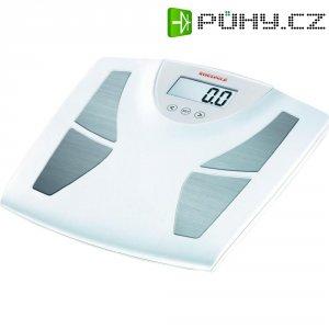 Osobní váha s analýzou tělesného tuku Soehnle Body Balance Active Shape, 63333, bílá