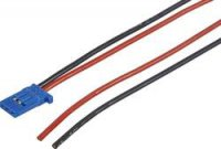 Napájecí kabel Futaba Modelcraft, 300 mm, 0,5 mm²