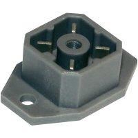 Konektor ventilu HTP BP3G04000-F, černá