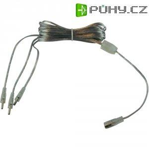 Rozbočovací kabel pro Diodor LED lišty, 1x vstup, 3x výstup, 210 cm