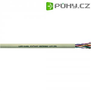 Datový kabel UNITRONIC LIYY TP, 2 x 2 x 0,14 mm2, šedá