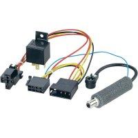 ISO adaptér pro modely VW od 05.98 s logikou zapalování